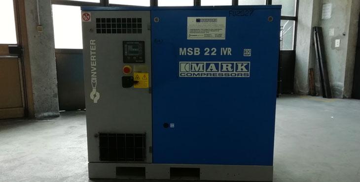 MARK MSB 22 IVR 10 bar