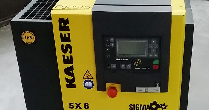 Compressore KAESER SX 6 – 4 kW