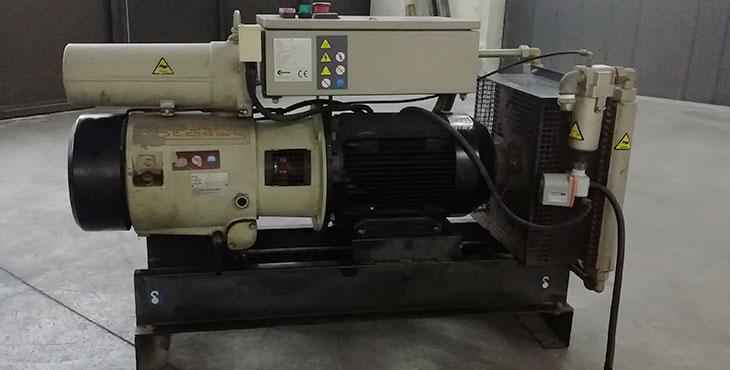 Compressore Mattei ERC 511 L – 11 KW