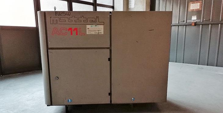 Compressore Mattei AC 11 L – 11 KW