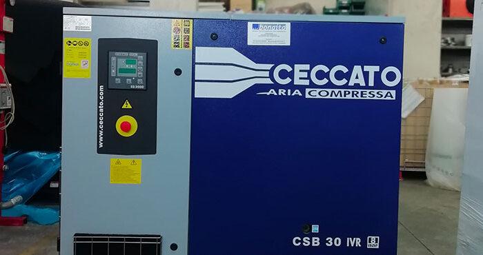 Compressore Ceccato CBS 30 IVR