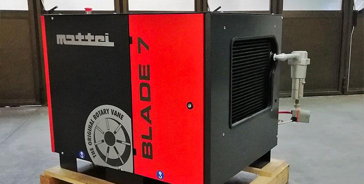 Compressore Mattei BLADE 7H – 7,5 KW