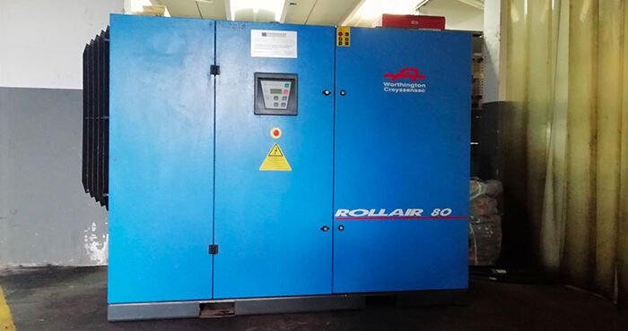Compressore Worthington RLR 80 67 - 55KW