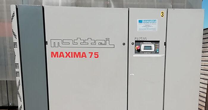 Mattei Maxima 75 FU 2535